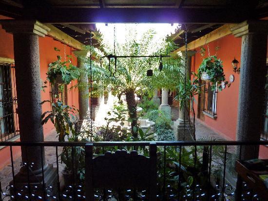 Hotel Casagrande: Atrium