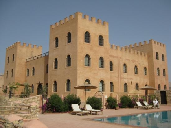 Riad Atlas Kasbah: Atlas Kasbah - Burg