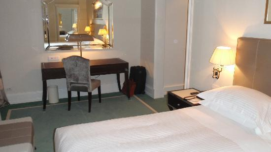 Starhotels Savoia Excelsior Palace: Double room