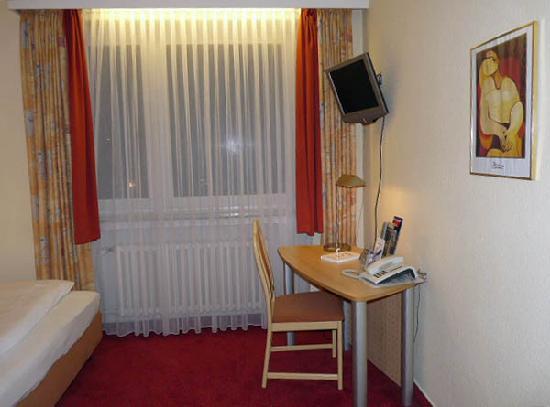 Comfort Garni Hotel Stadt Bremen : Comfort Garni Stadt Bremen Bielefeld Einzelzimmer