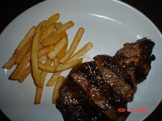 Patagonia Restaurant: Amazing ribeye!