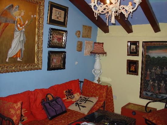 Arfe Apartments: Living Room - Arfe 4