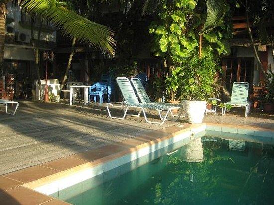 Hotel and Restaurant Sherwood: Pool