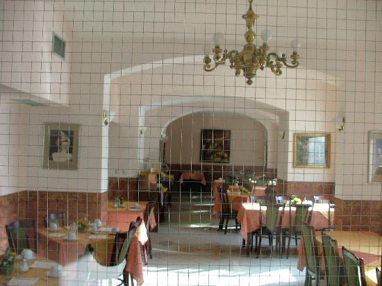 Breakfast served here picture of hotel dalimil prague for Hotel amadeus prague tripadvisor