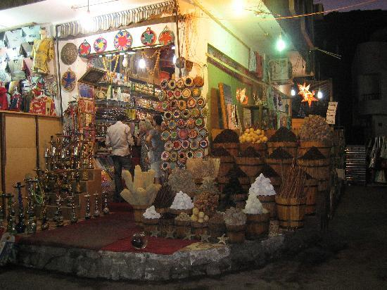 Iberotel Palace: shop in old sharm market