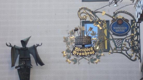 Weisses Brauhaus