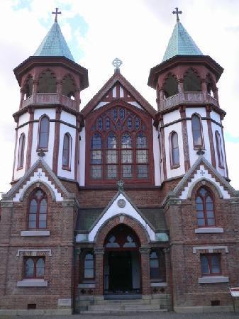 Museum Meijimura: 聖ヨハネ教会堂
