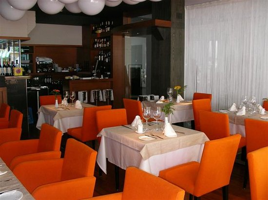 Calabaza: The restaurant decor