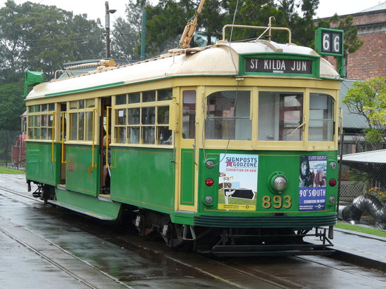 Museum of Transport and Technology: Tram