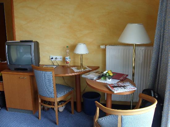 Hotel Arlau-Schleuse: Zimmer