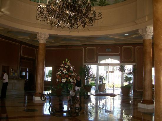 Iberotel Palace: FOYER
