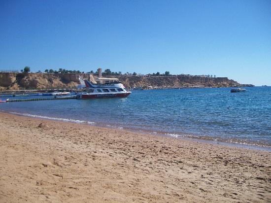 Iberotel Palace: private beach