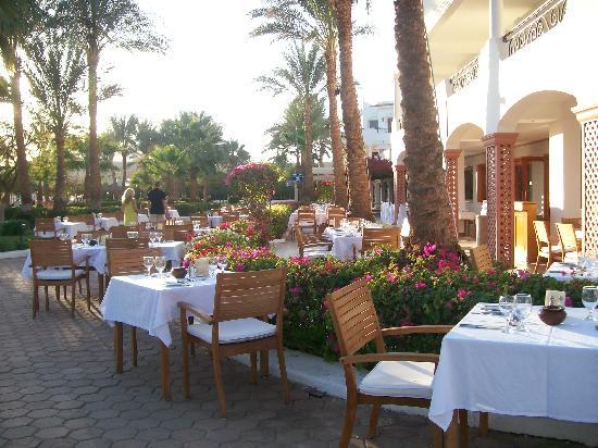 Iberotel Palace: marine restaurant