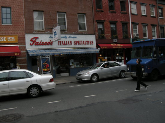 Photo of Italian Restaurant Faicco's Italian Specialties at 260 Bleecker St, New York, NY 10014, United States