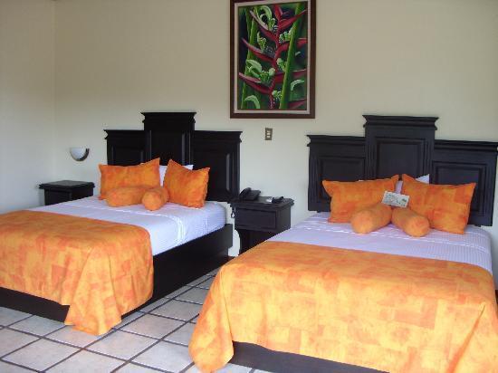 Arenal Manoa Hotel & Spa: Habitación