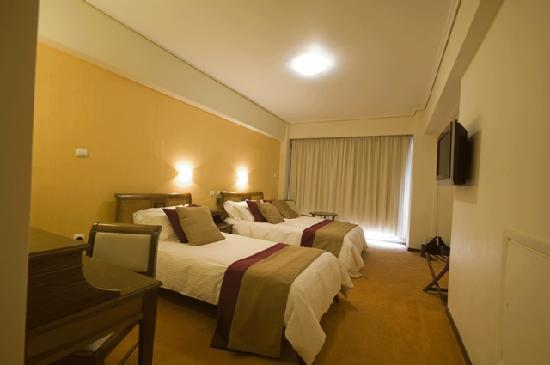 Golden Sun Hotel Triple Room