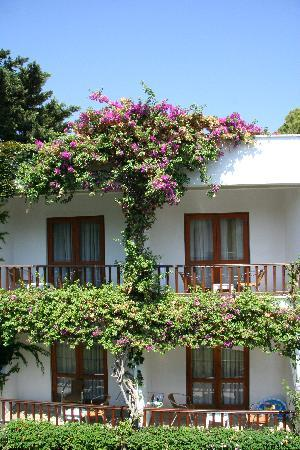 Club Boran Mare Beach: Bungalo, better to have second floor