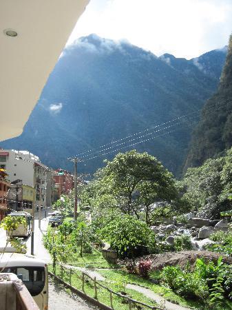 SUMAQ Machu Picchu Hotel : View from room.