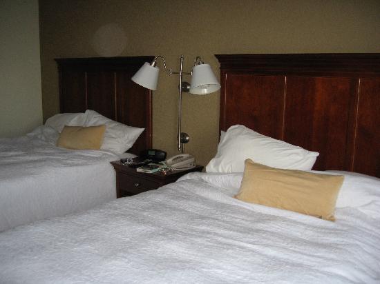 Hampton Inn South Kingstown - Newport Area: Comfortable Beds