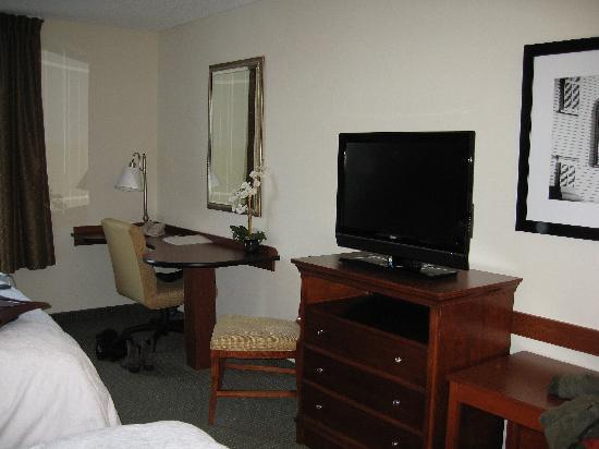 Hampton Inn South Kingstown - Newport Area: Clean rooms