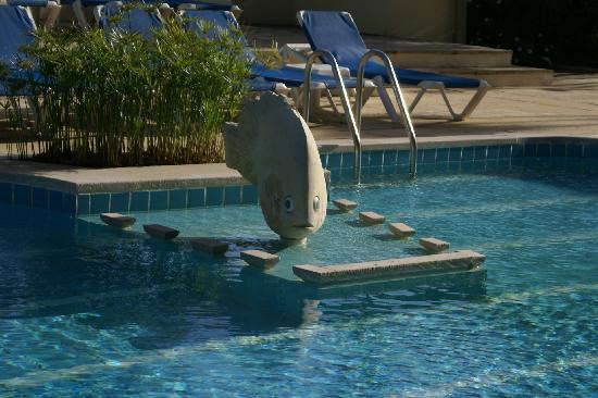 Estoril Eden Hotel : swimming pool design part