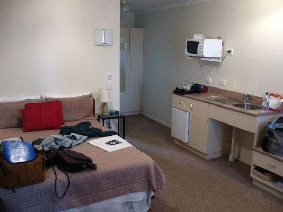 Best Western BK's Pioneer Motor Lodge : Room