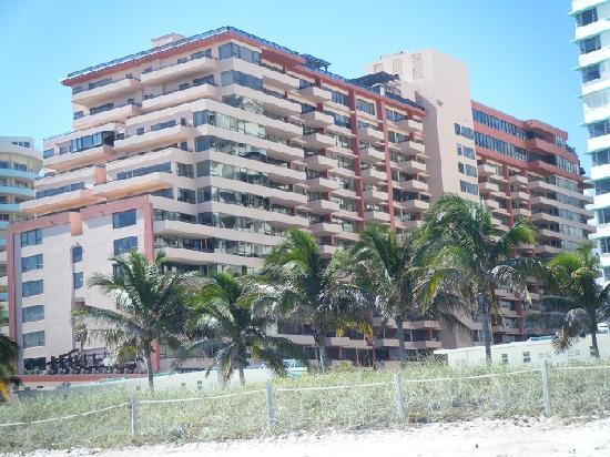The Alexander All Suite Oceanfront Resort Hotel From Beach