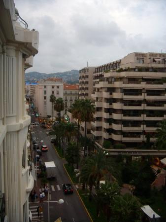 มาเจสติก บาร์ริเเยร์ คานส์: View from our room