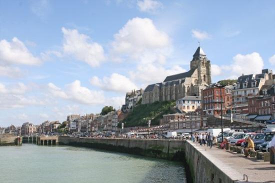 Le Treport, France: Le Tréport