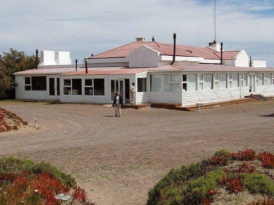 Punta Delgada Lighthouse: Ristorante dell'albergo al faro di Punta Delgada