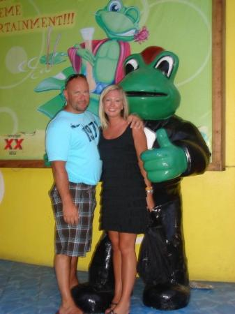 Senor Frogs Foto