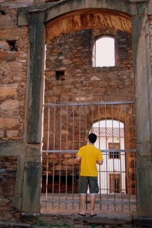 Sabara, MG: Igreja de escravos é assim mesmo!