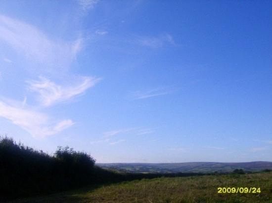 Wheddon Cross Photo