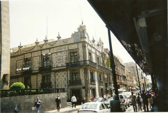 La casa azulejos sanborn s centro historico fotograf a for Casa de los azulejos sanborns df