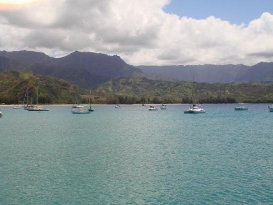 Hanalei Bay ภาพถ่าย