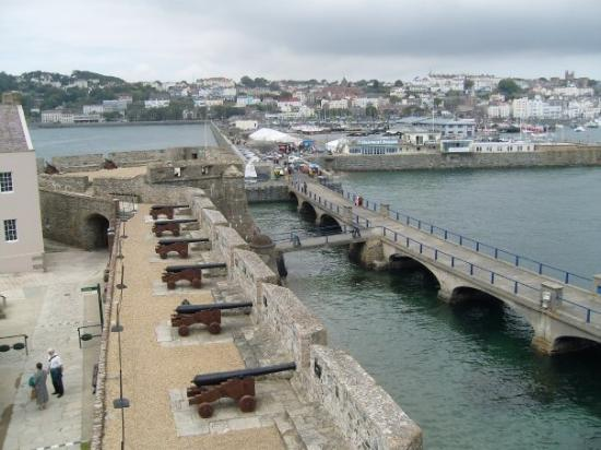 Guernsey, UK: St Peter port