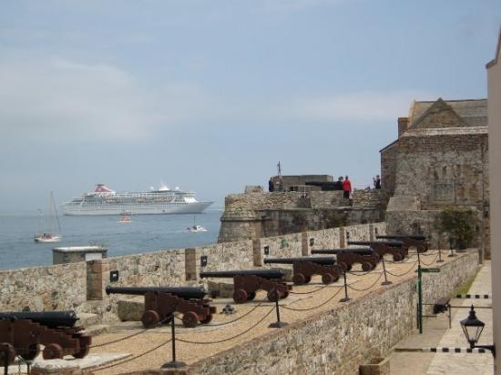 Guernsey, UK: Castle Cornet
