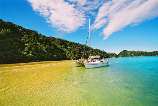 ‪Abel Tasman Sailing Adventures‬