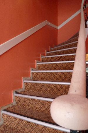 Sultan Hostel Stairside
