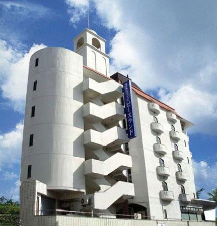 Hotel Peace Land: ホテルです