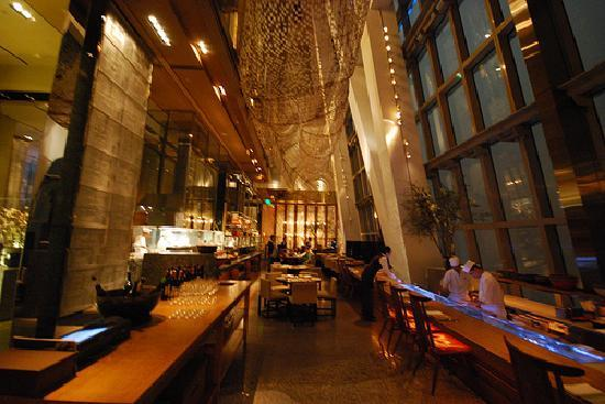 100 Century Avenue Restaurant Picture Of Park Hyatt