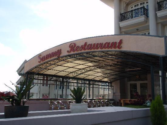 Sammy Dalat Hotel: Sammy Restaurant (adjoins the hotel)