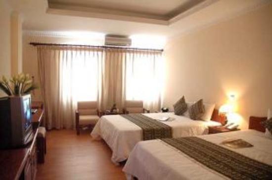 Hanoi Eden Plaza Hotel: Family Suite