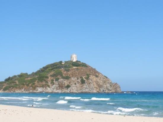 Domus de Maria, Italien: beach chia