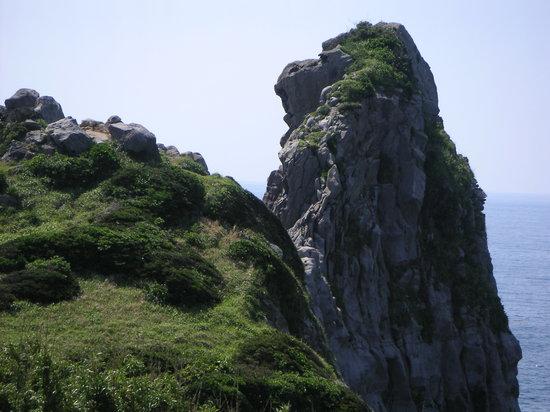 Iki, ญี่ปุ่น: 猿岩