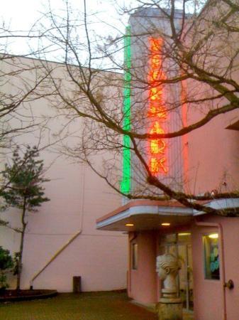 Campbell River, Canada: Tidemark Theatre