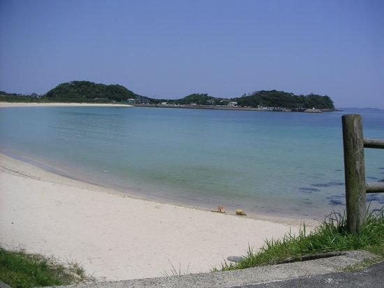 Iki, Japonia: 筒城浜