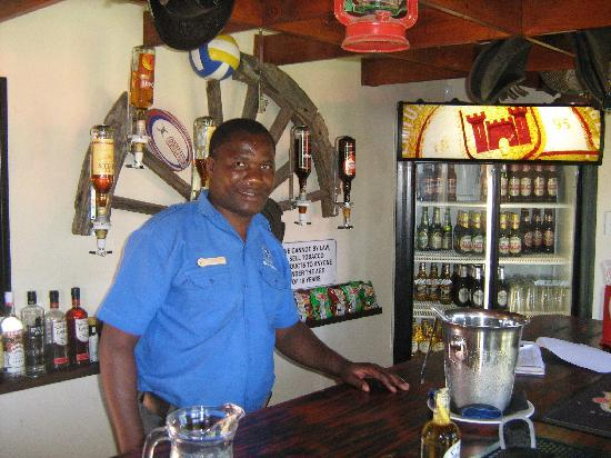 Fish River Sun Hotel & Country Club Resort: FRIENDLY STAFF