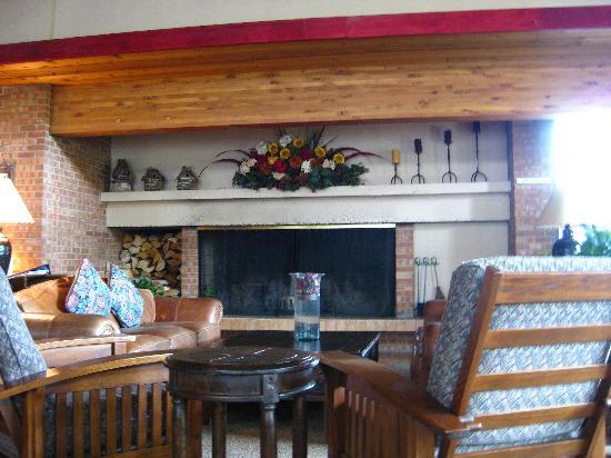 Snowmass Mountain Chalet: The lobby