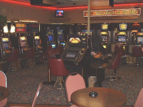 """War Bonnet Inn: """"Casino"""""""